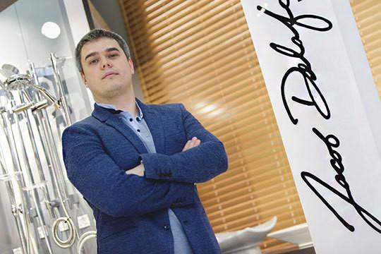 Jacob Delafon: изящная, надежная и доступная французская сантехника для казанцев
