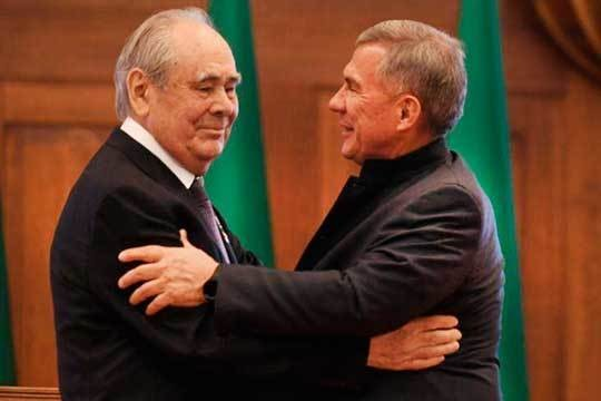 Инаугурация президента Татарстана