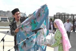 В Казани возрождается традиция сбора подарков на Сабантуй
