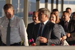 Кто из VIP'ов пришел на церемонию открытия WorldSkills на «Казань Арене»