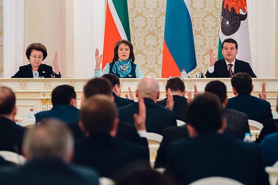 Депутаты Казгордумы увеличили расходы бюджета на 2018 год до 26,5 млрд рублей