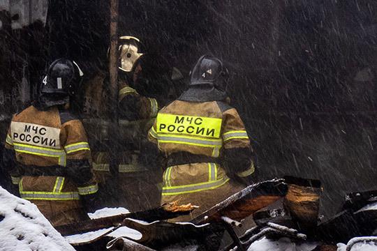Огонь «чистит» Лебяжье: вслед за рестораном «Нарат» в пепел обратились шашлычные