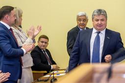 Геннадий Емельянов простился с коллективом и постом мэра Елабуги