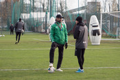 «Рубин» провел открытую тренировку перед матчем со «Спартаком»