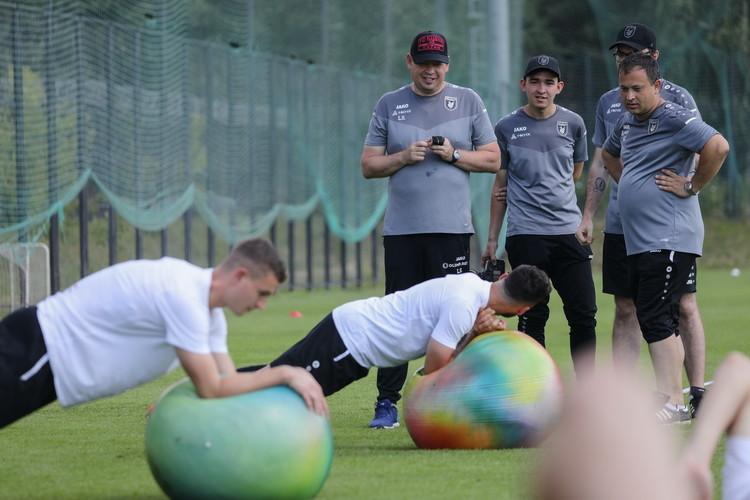 Команда Леонида Слуцкого почти в полном составе готовится к сезону