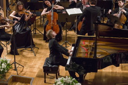 Государственный симфонический оркестр РТ открыл VI музыкальный фестиваль «Белая сирень»