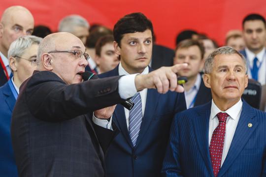 В Казани определили основные задачи татарстанской энергетики