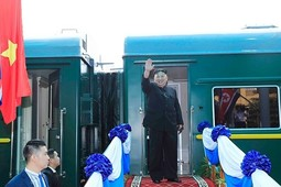 Ким Чен Ын прибыл в Россию с первым визитом