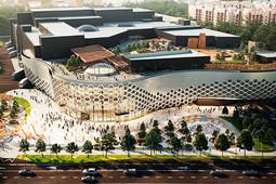 KazanMall за6 миллиардов: парк накрыше идругие фишки «Центра семейного отдыха»