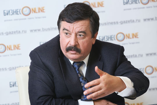 Сергей Шахрай: «Как в казне кончаются деньги, в России начинается федерализм»