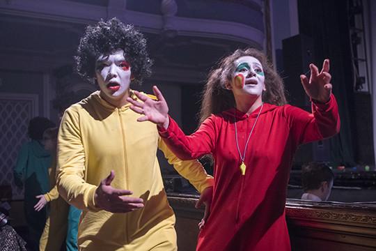 KazanOperaLab: опера по сказке Артема Силкина и «клоуноперада» на либретто Сюмбель Гаффаровой