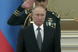 Саудовский оркестр расстроил Путина фальшивым гимном