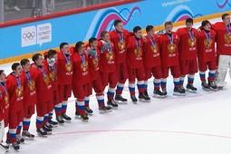 Российская сборная по хоккею взяла «золото» на юношеских Олимпийских играх