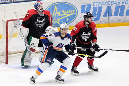 «Нефтяник» и «СКА-Нева» – почти как финал КХЛ