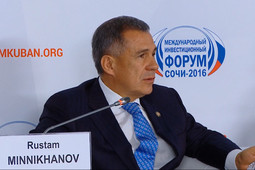Рустам Минниханов: «У нас люди добровольно ничего не делают, им надо показать, где счастье»