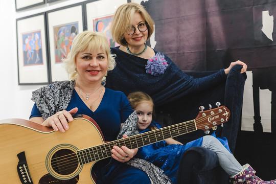 Песни Вертинского в уютной компании: музыкальный вечер в галерее «БИЗON»
