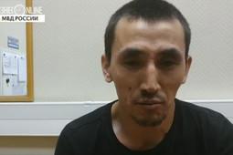 МВД опубликовало видео допроса таксиста, въехавшего в толпу людей в Москве, – он перепутал педали
