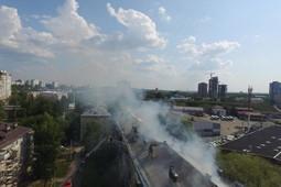 Пострадавшую от пожара многоэтажку по ул. Халева отремонтируют к 15 сентября