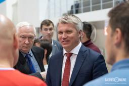 Павел Колобков в столице РТ: Россия поддержит заявку Казани на футбольный Суперкубок