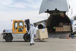 «Татнефть» доставила в Казани 6 миллионов масок из Китая