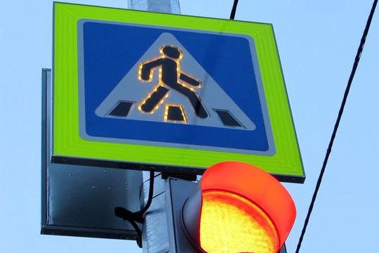В Казани на перекрестке, где погибли мама с дочкой, установили светофор