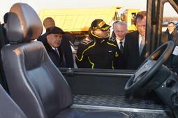 Комаров и Минниханов посетили машиностроительный форум в Челнах