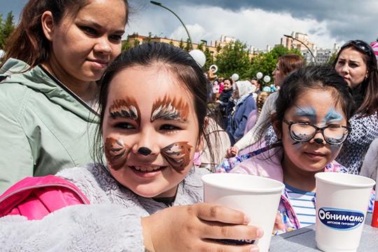 «Молочное королевство» в лесу: ЗМК подарил казанцам семейный праздник