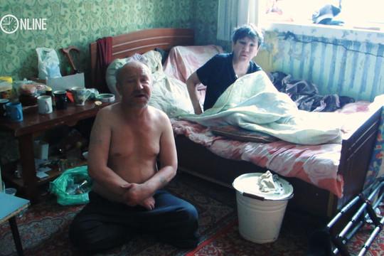 Жители трущоб оставили в квартирах «послание» мэрии