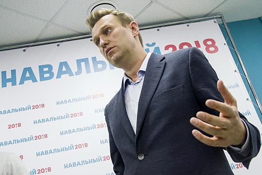 Алексей Навальный: «Договоры срегионами ненужны, ато, что вКонституции,– ерунда!»