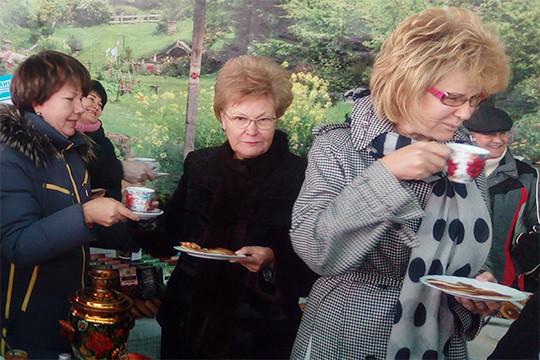 Замминистра просвещения РФ в агропромпарке «Казань»: «Мы голодными никогда не останемся!»