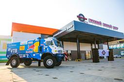 Концерн «Bridgestone» и компания «Группа Бринэкс» открыли грузовой шинный центр на трассе М7