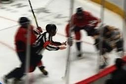 Арбитра госпитализировали после силового приема Овечкина в матче НХЛ