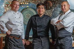 Блюда от шефов: высокая узбекская кухня в ресторанах «Фергана» и «Чайхана»