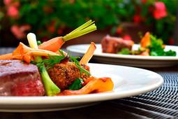 Летнее меню ресторанов и кафе Закамья: вкусно, разнообразно, на здоровье