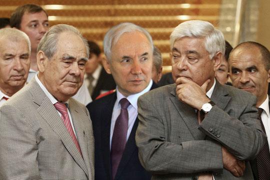 Кто, если не Шаймиев: всемирный конгресс изберет «главного татарина мира»