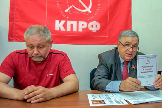 «Никогда несоглашусь сполитикой Миргалимова!»: главный коммунист Челнов подал вотставку
