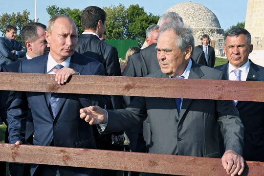 Какое «садака» попросят у Путина и чей Maybach помяли на Оренбургском тракте