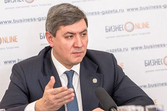 Роман Шайхутдинов: «Иннополис генерирует ежегодный прирост налогов в 30%, задача – 100%»