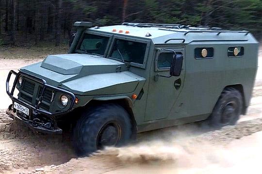 «Эти колеса ждали»: создатели шин для Путина произвели фурор у военных