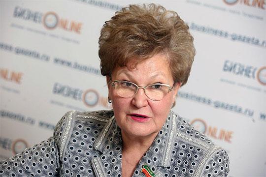 Татьяна Ларионова: «Обсуждается реализация абсолютно нового проекта»