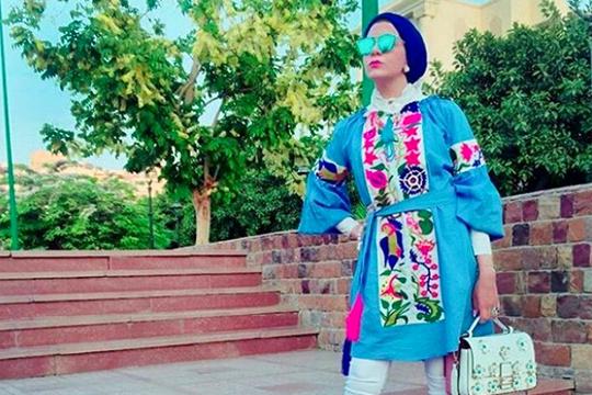 Ноу-хау египтянок: как сочетать моду и хиджаб