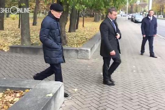 Рустэм Хамитов покидает курултай и Башкортостан