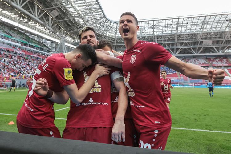 «Рубин» впервые за 6 лет вышел в еврокубки