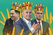 Короли пашни: лайфхаки Фардиева, мегахозяйства Егорова и восходящая звезда Хайруллина-младшего