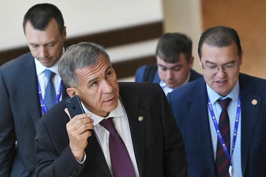 У «Росатома» «химия» с Татарстаном: Минниханов подписал второй завод на 7 миллиардов