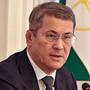 Радий Хабиров в первом интервью в новой должности рассказал о грядущей конкуренции между Татарстаном и Башкортостаном