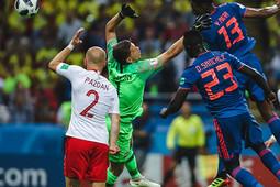 Фалькао, Хамес и тысячи колумбийцев показали в Казани, как надо играть и болеть