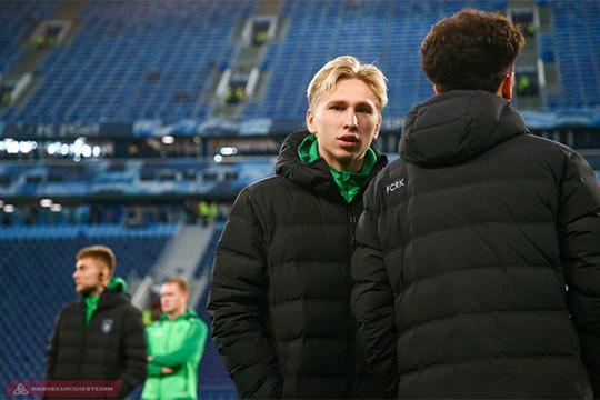 Благодаря ему всоставе «Рубина» сыграли три воспитанника клуба