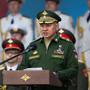 Шойгу рассказал, сколько боевиков было убито за три года операции России в Сирии