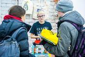 В ЦСК «Смена» открылся десятый книжный фестиваль